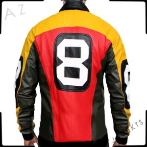 8 ball jacket seinfeld