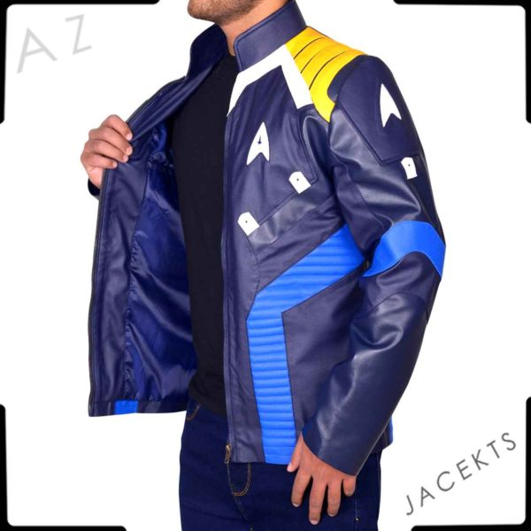 Star trek uniform jacket