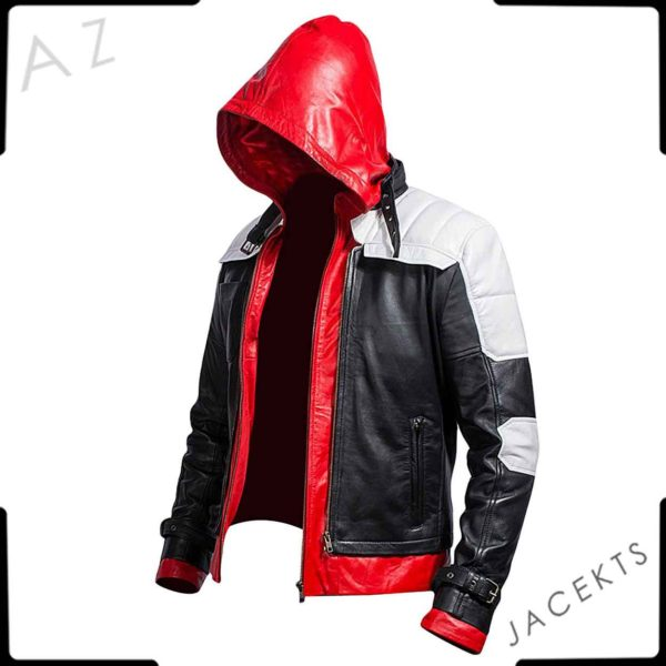 red hood cosplay jacket