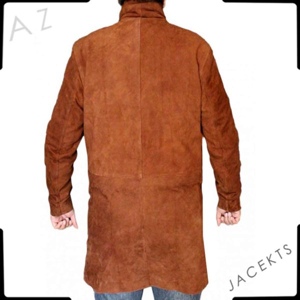 sheriff walt longmire leather coat