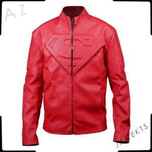 smallville leather jacket