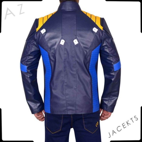 star trek beyond kirk jacket