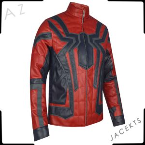 Avengers 3 Peter Parker Spiderman costume jacket