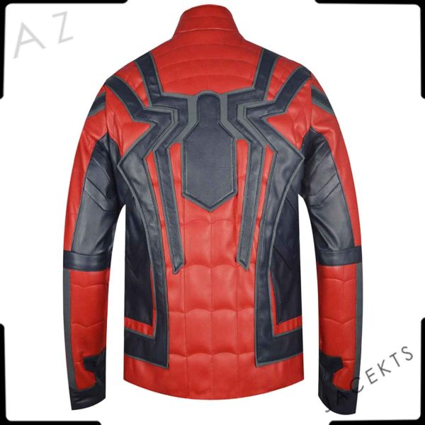 Avengers infinity war tom holland spiderman jacket