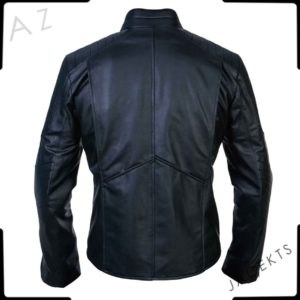 Christian bale batman jacket