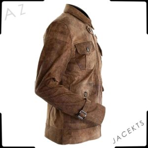 Expendables 2 Jason Statham jacket