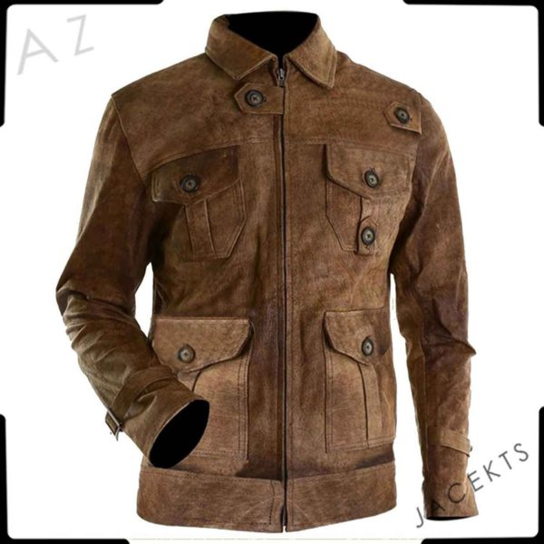Expendables Jason Statham Jacket