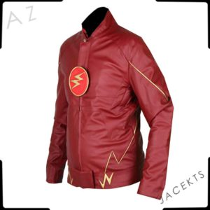 Flash Red Jacket