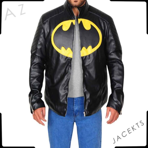 batman jacket mens