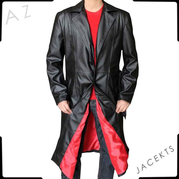 blade leather jacket