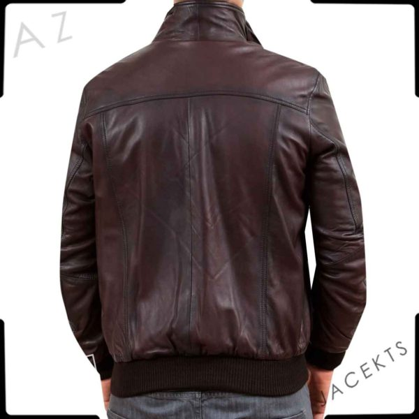 daniel craig leather jacket casino royale