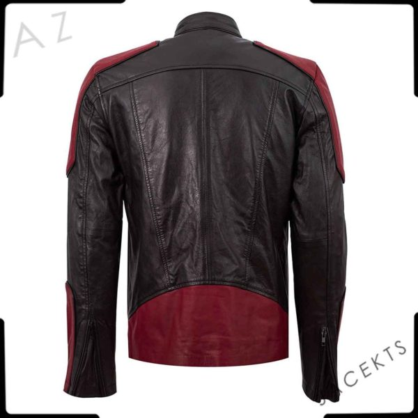 deadshot leather jacket