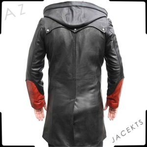 devil may cry dante trench coat
