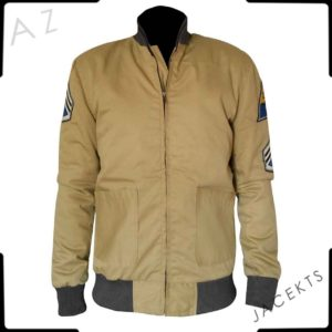 fury movie jacket