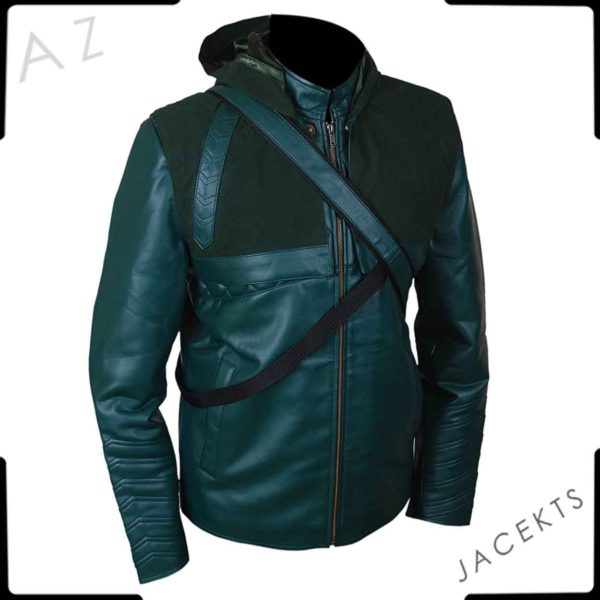 green arrow jacket for sale