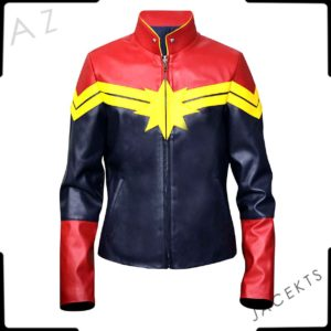 her universe captain marvel jacket