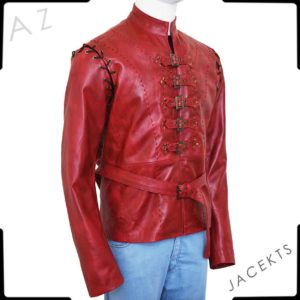jaime lannister leather jacket