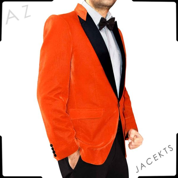 kingsman orange suit