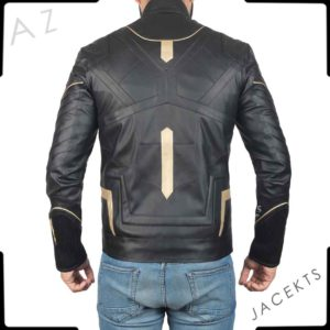 marvel black panther jacket
