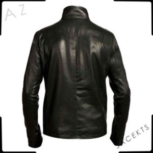 punisher motorcycle jacket