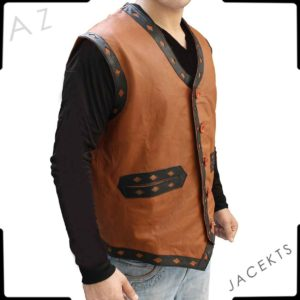 warriors movie vest costume