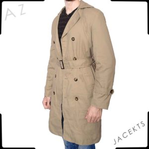 Supernatural castiel jacket