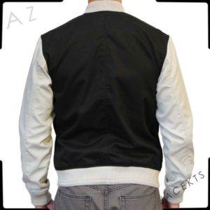 baby driver bomber jacket