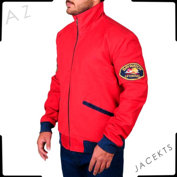 baywatch jacket costume