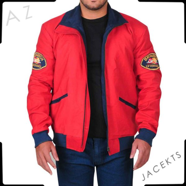 baywatch lifeguard jacket