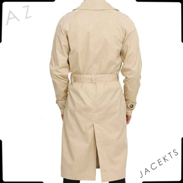 castiel cosplay trench coat