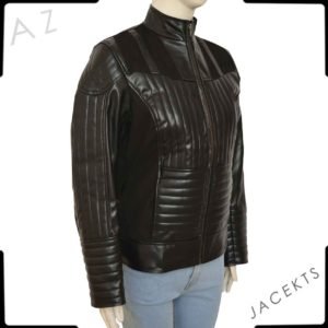 darth vader leather jacket