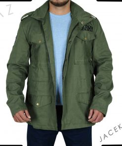 lincoln clay jacket