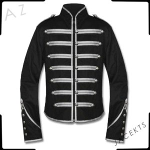 mcr black parade jacket
