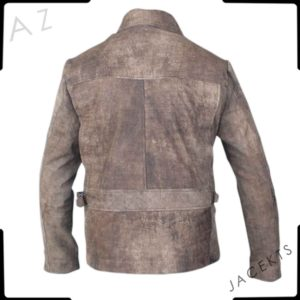 snake plissken leather jacket
