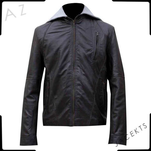 the division modern leather jacket