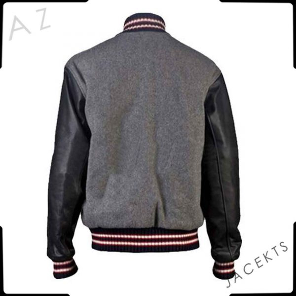 Andrew Garfield Bomber Jacket