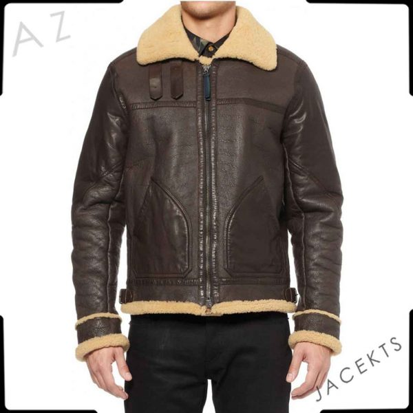 Arthur Curry b3 bomber jacket