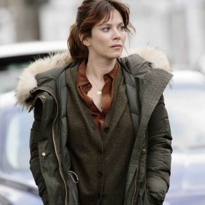 MARCELLA BACKLAND ANNA FRIEL COAT