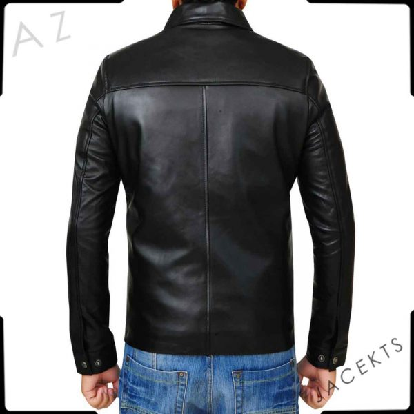 adam lambert black jacket