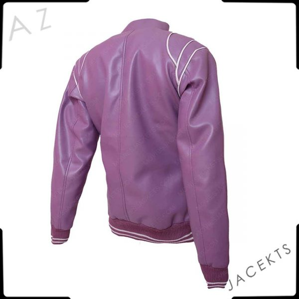 glow ruth purple jacket