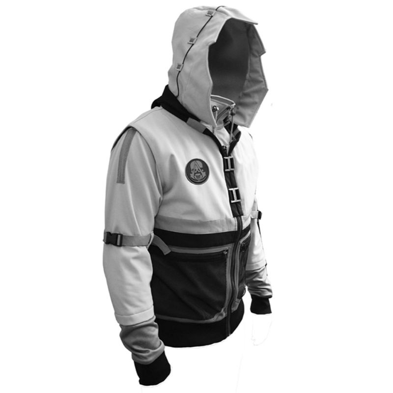 Ghost Recon Assassin S Creed Hoodie Jacket