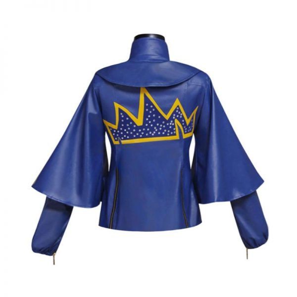 Descendants Sofia Carson Studded Jacket