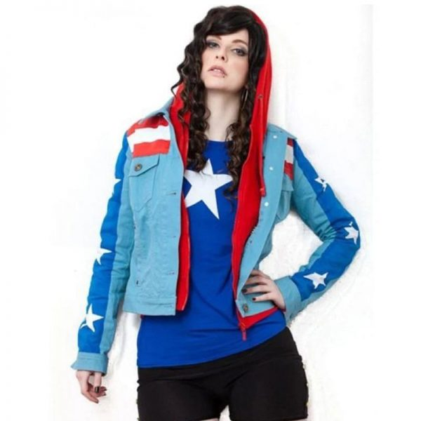 Miss America Chavez Denim Jacket