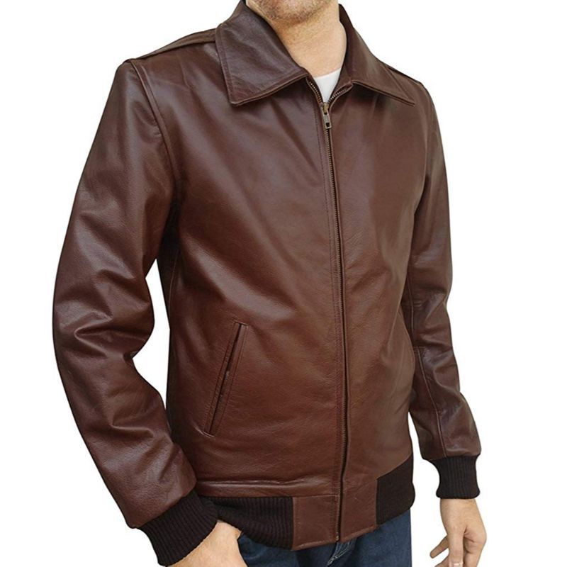 Happy Days Bomber Fonzie Jacket
