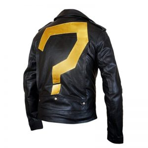 Kevin Hart What Now Black Leather Jacket