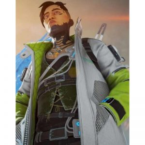 Apex Legends Season 3 Crypto Jacket