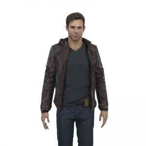 Gavin Reed Detroit Become Human Jacket