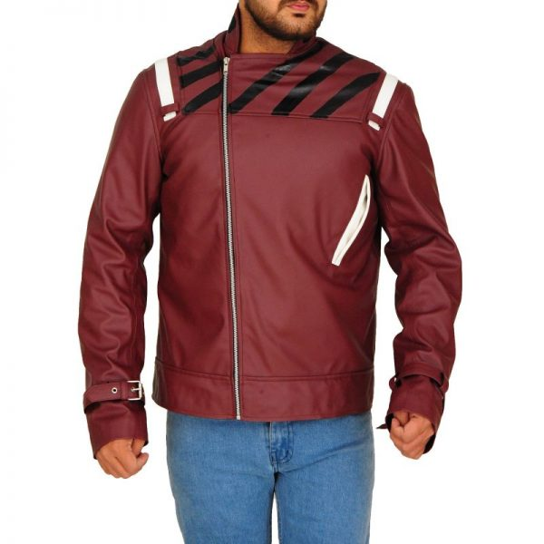 No More Heroes Leather Jacket