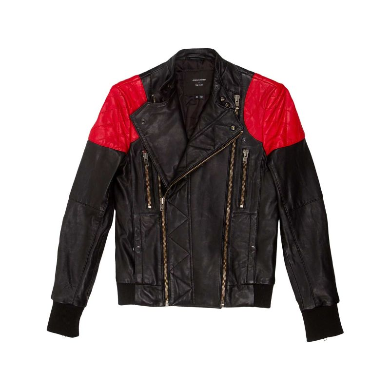 Mr Rager Kid Cudi Leather Jacket