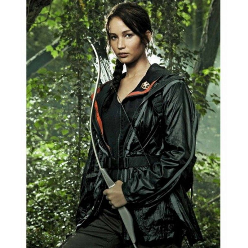 The Hunger Games Jennifer Lawrence Hoodie